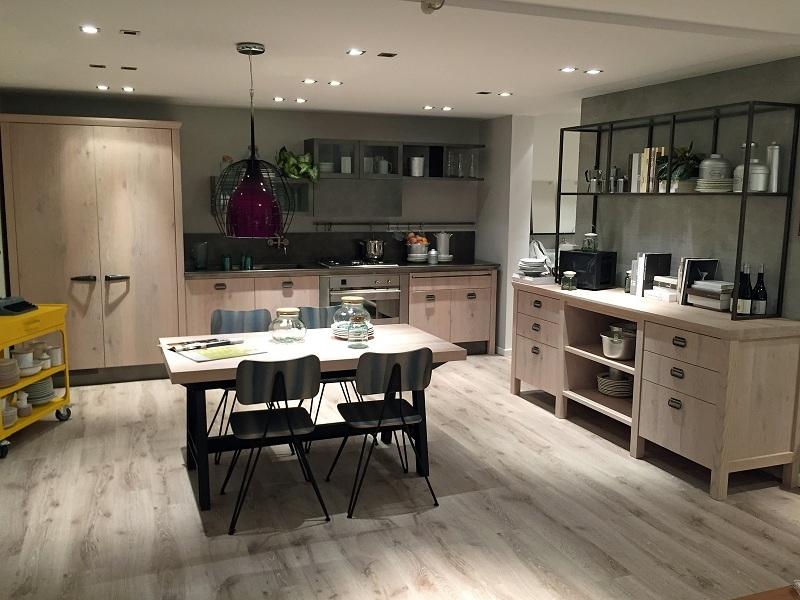 Cucina scavolini diesel social kitchen scontato del 25 - Scavolini cucine diesel ...