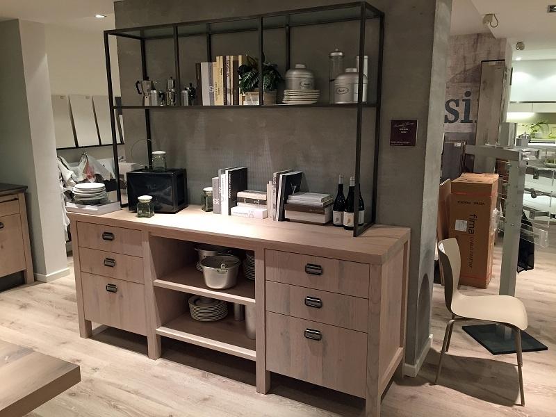 Cucina scavolini diesel social kitchen scontato del 25 - Barra portautensili cucina scavolini ...