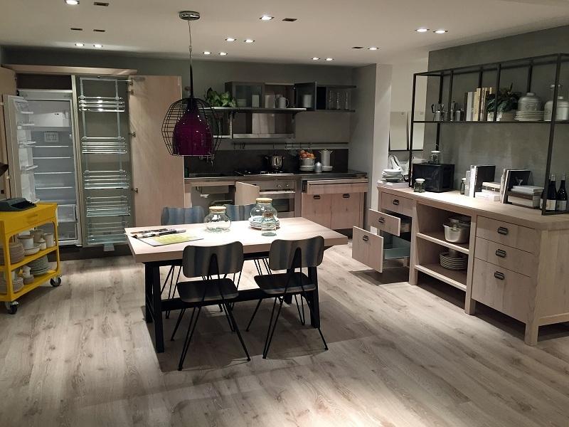 Cucina Scavolini Diesel social kitchen scontato del 25 %