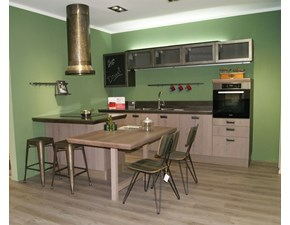 Cucina Scavolini Diesel social kitchen  OFFERTA OUTLET