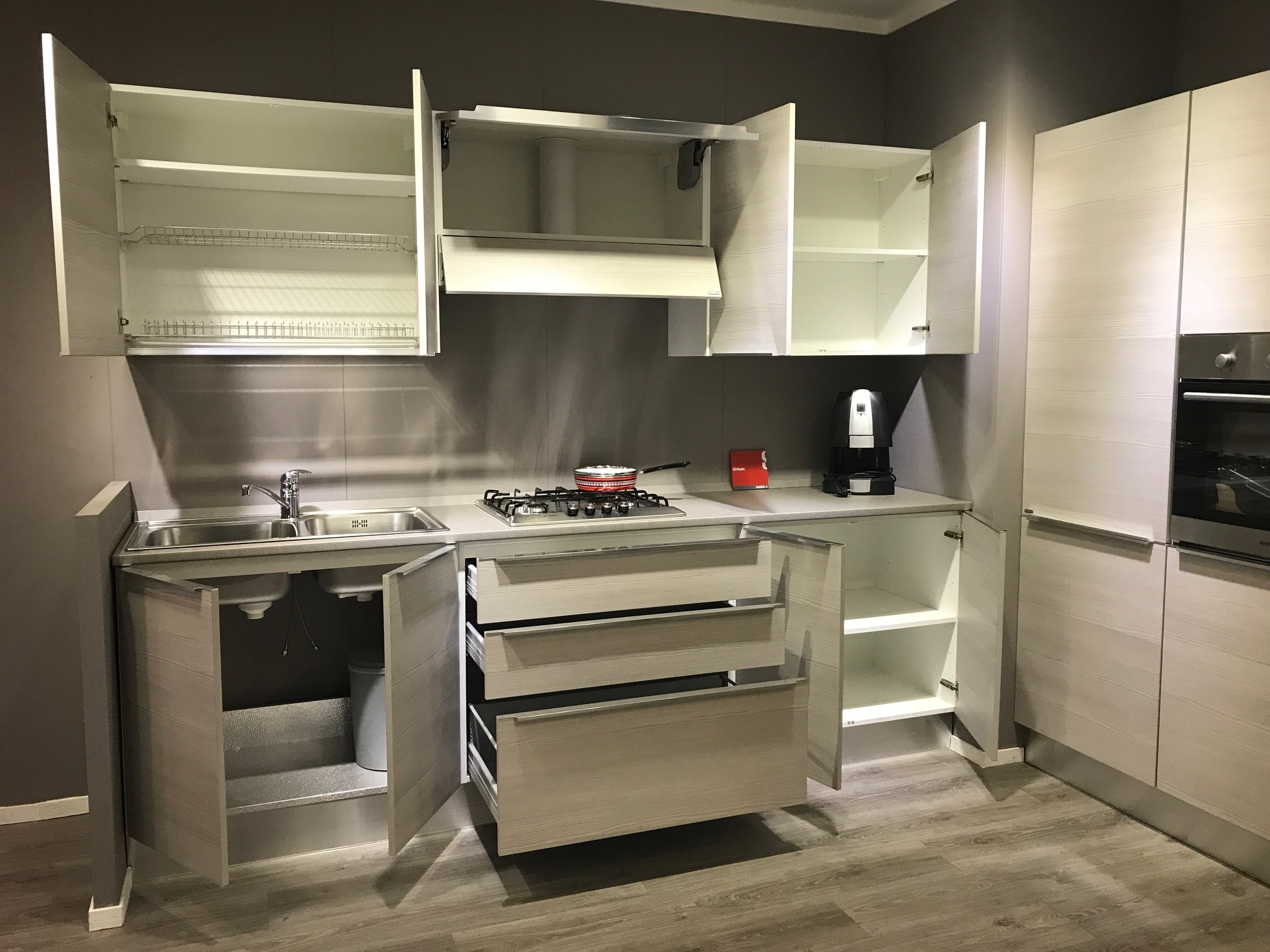 Awesome Cucina Scavolini Margot Gallery - Home Interior Ideas ...