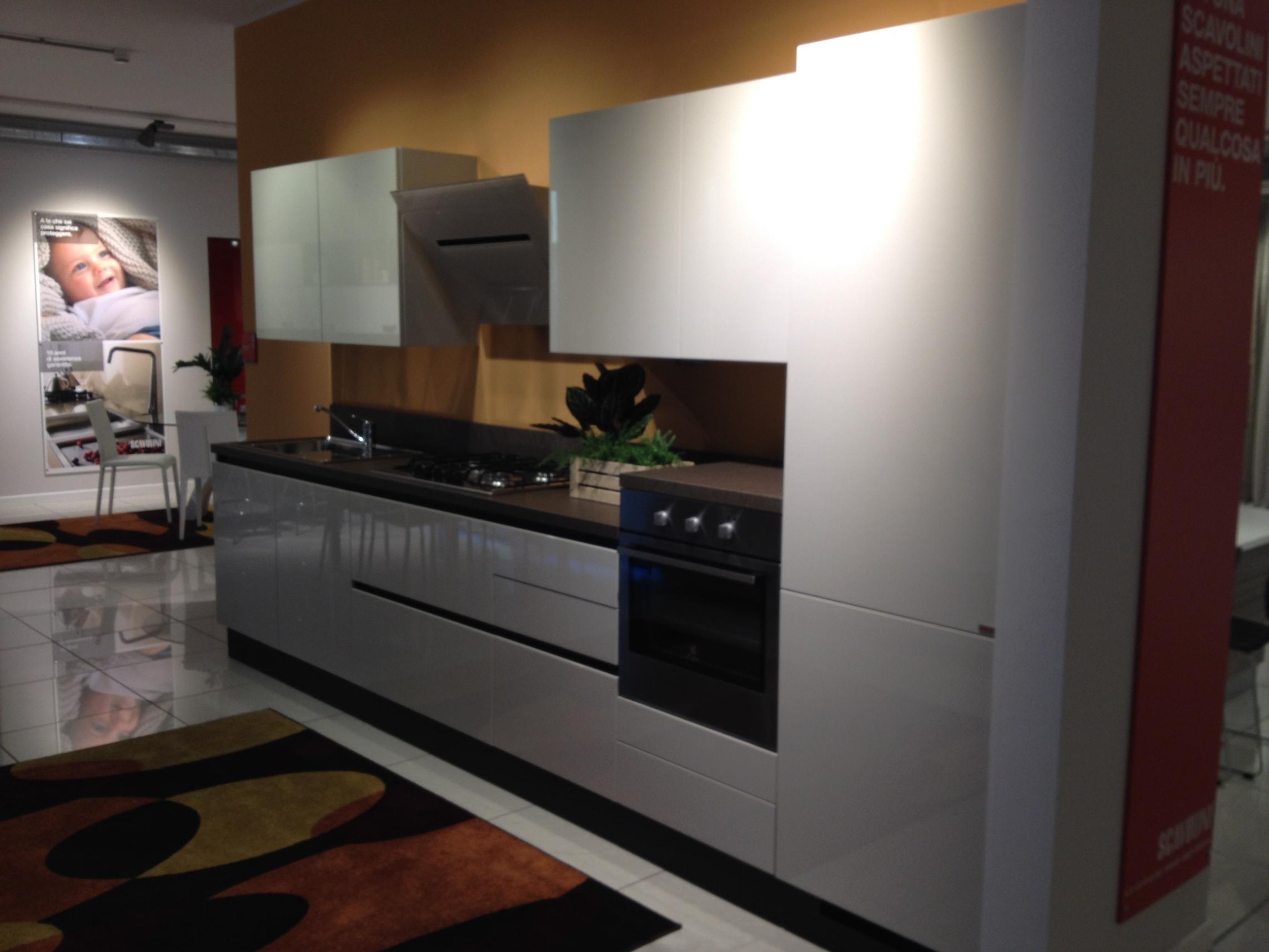 Beautiful Cucina Scavolini Bianca Laccata Ideas - Skilifts.us ...