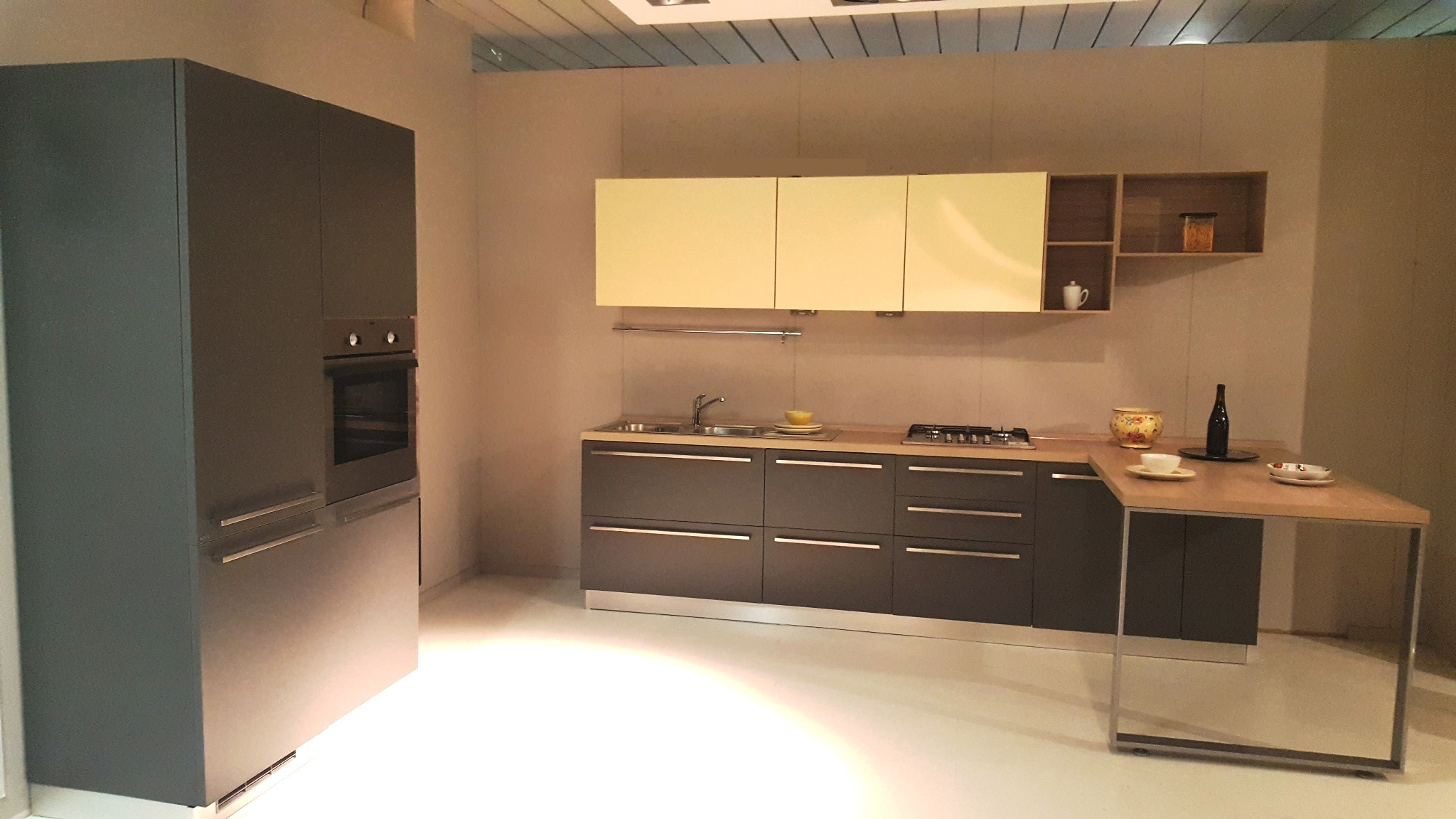 Cucina scavolini feel prezzo scontato 45 reale cucine a - Prezzo cucine scavolini ...