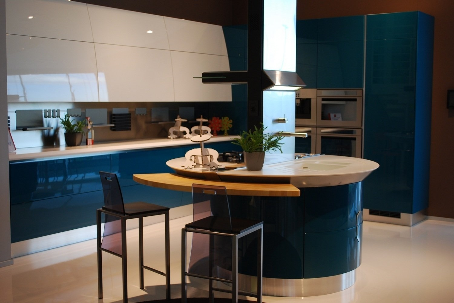 Beautiful Cucina Flux Scavolini Ideas - Ideas & Design 2017 ...