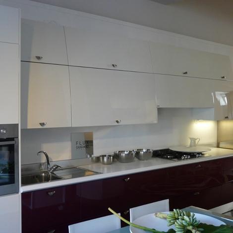 Scavolini cucina flux scontato del 60 cucine a prezzi scontati - Costi cucine scavolini ...