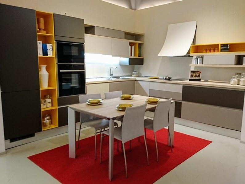 Cucina Scavolini Foodshelf scontato del -34%