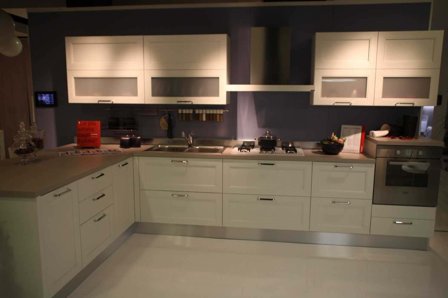 It Is Cucine Pictures To Pin On Pinterest #BB6510 1500 1000 Veneta Cucine E Scavolini