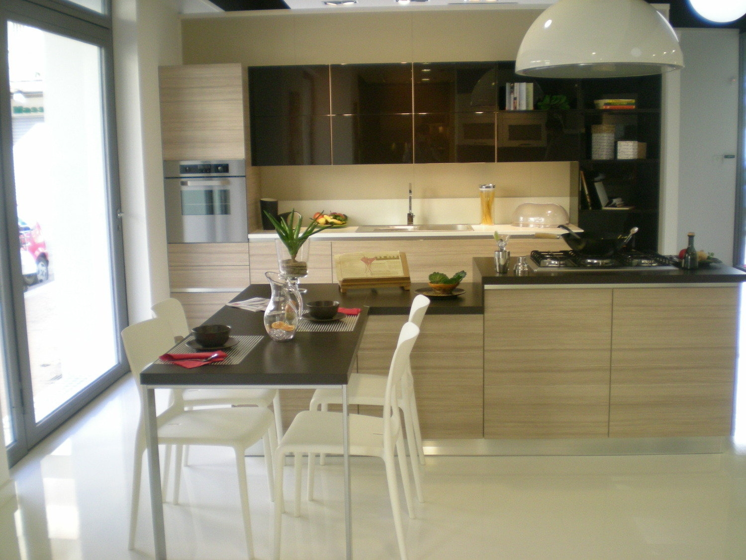 Beautiful Cucina Scavolini Margot Images - bakeroffroad.us ...