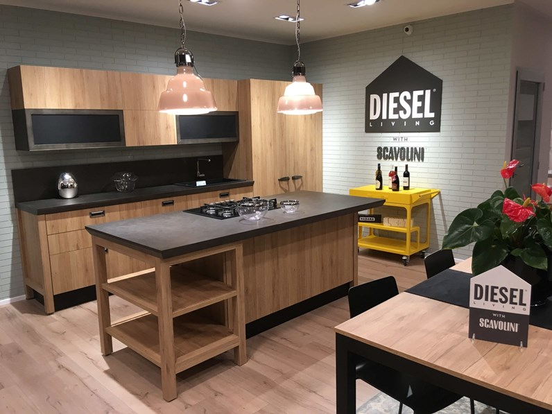 Awesome cucina scavolini diesel pictures acrylicgiftware - Cucine scavolini diesel ...