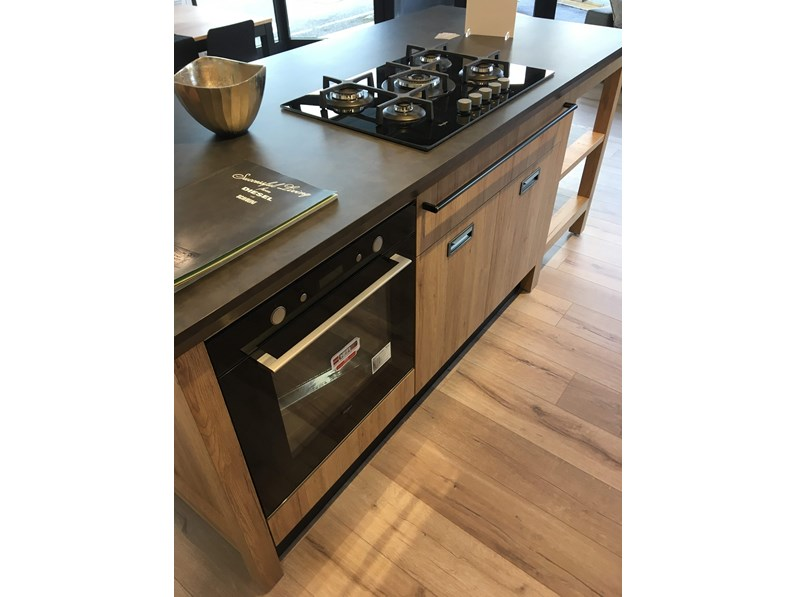 Cucina scavolini industrial diesel rovere materico - Cucina diesel scavolini ...