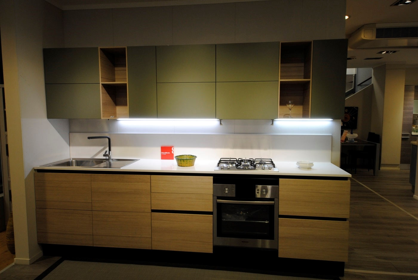 Cucina scavolini liberamente decorativo e laccato opaco cucine a prezzi scontati - Cucine scavolini ...