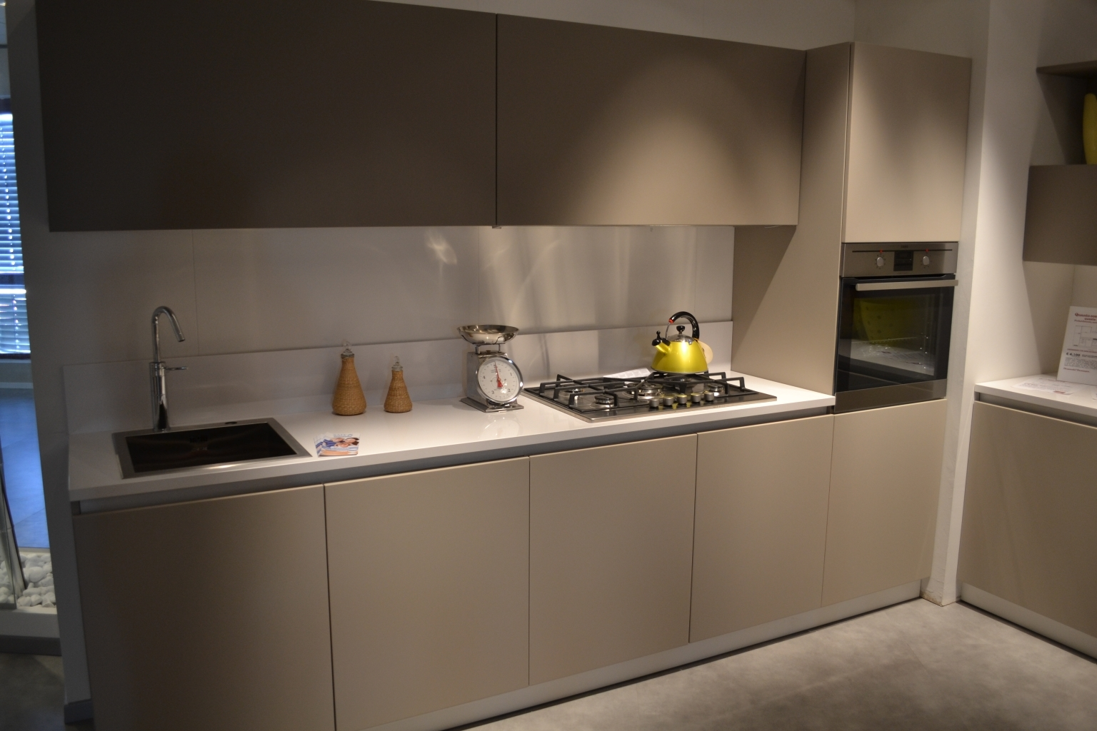 Cucina scavolini liberamente design laccato opaco cucine for Disegni e prezzi della casa