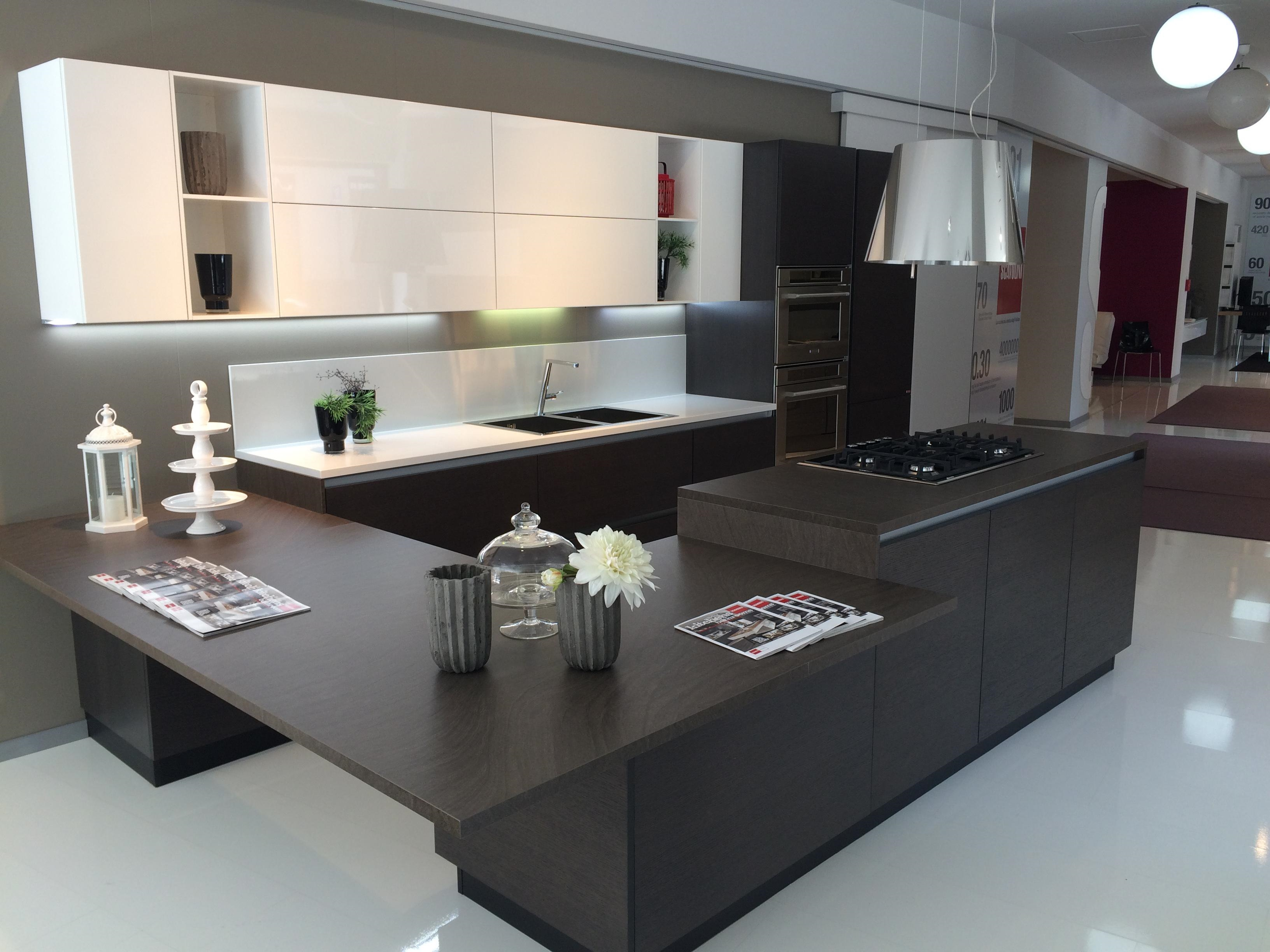 Cucine Moderne Con Isola Scavolini - Home Design E Interior Ideas ...