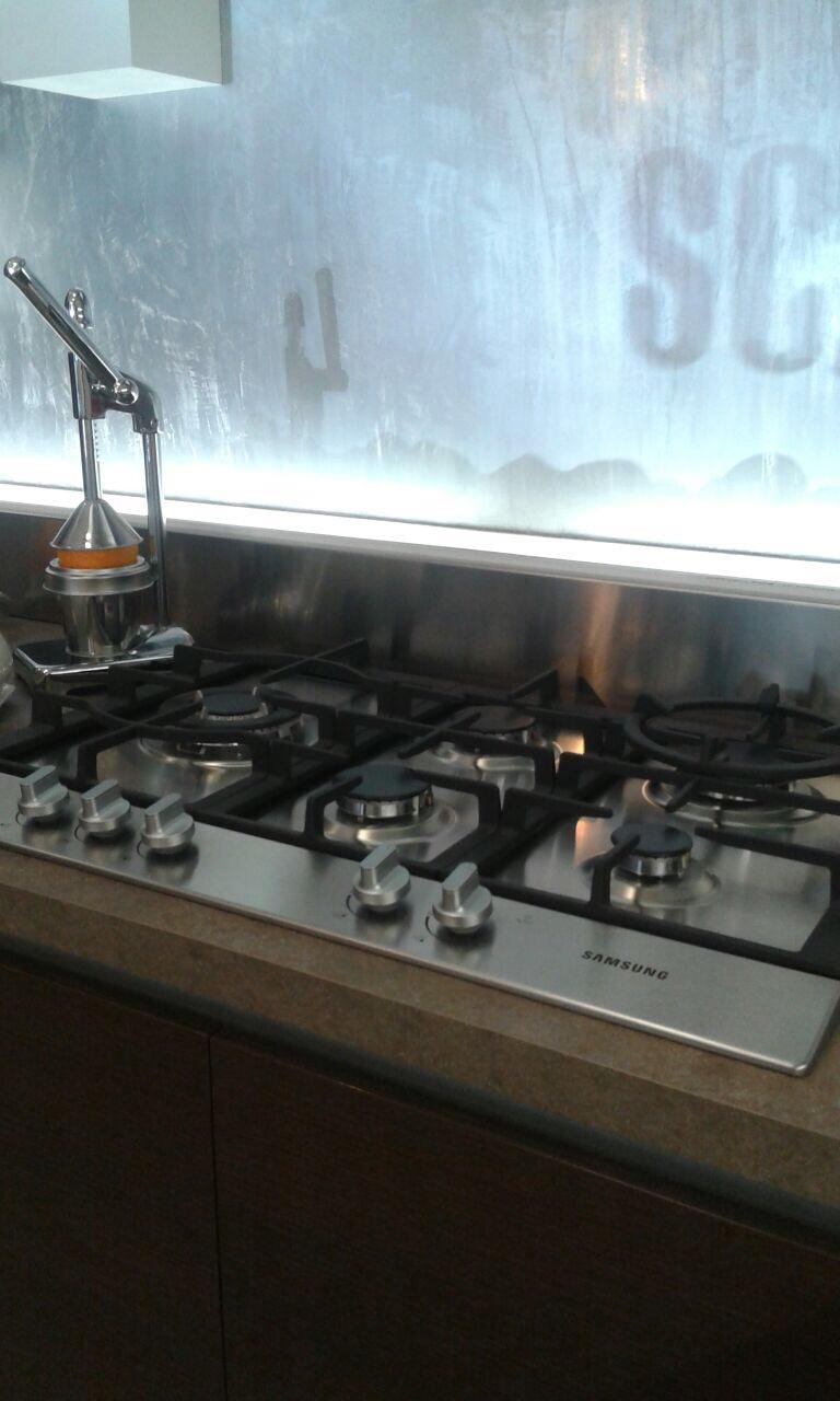Cucina scavolini liberamente laccato e rovere moro a - Cucina scavolini prezzo ...
