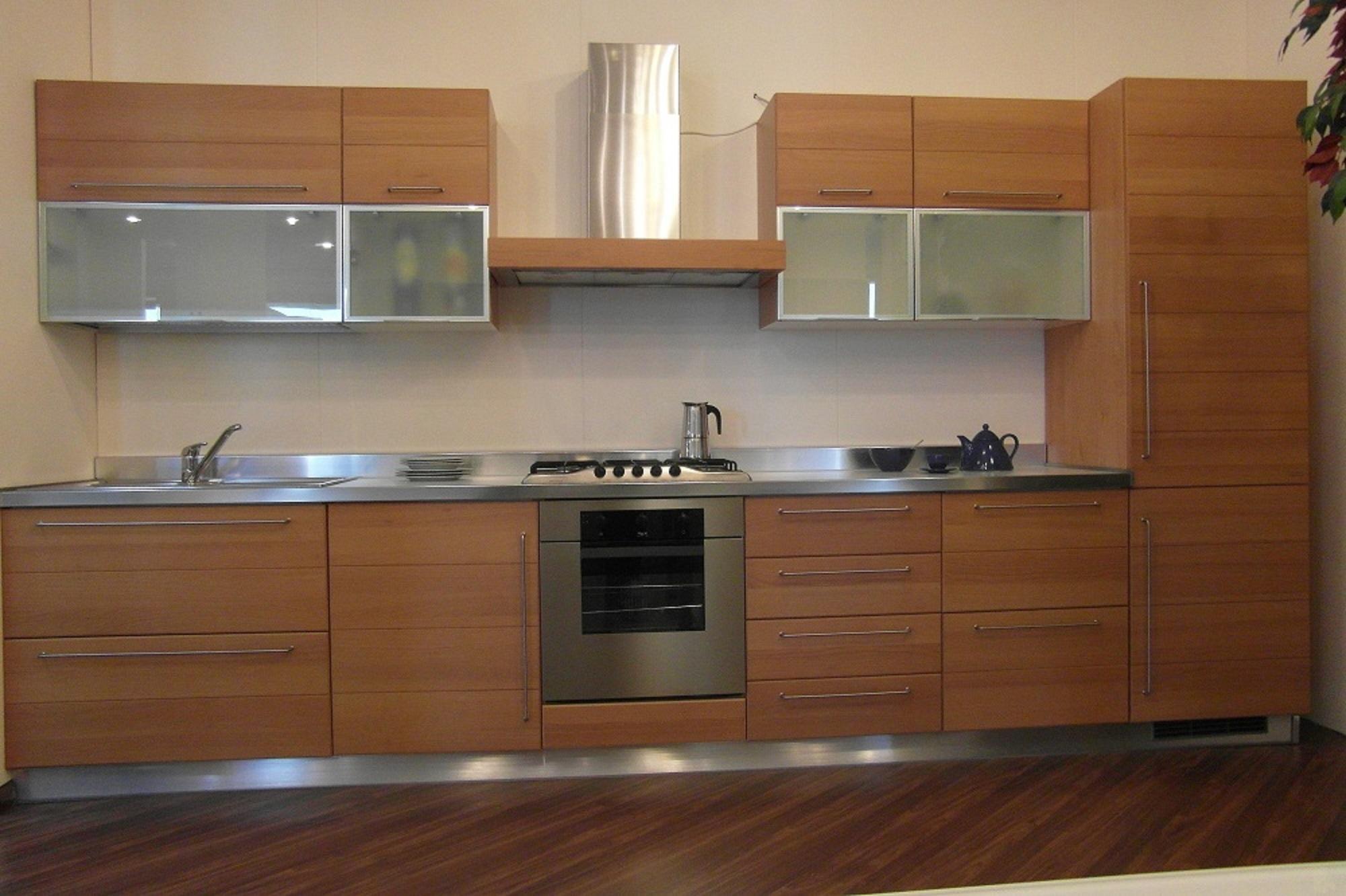 Cucina scavolini life in ciliegio cucine a prezzi scontati - Cucine in ciliegio moderne ...