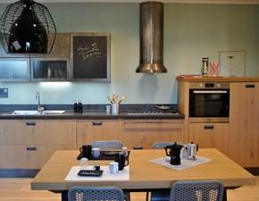 CUCINA Scavolini lineare Diesel social kitchen SCONTATA