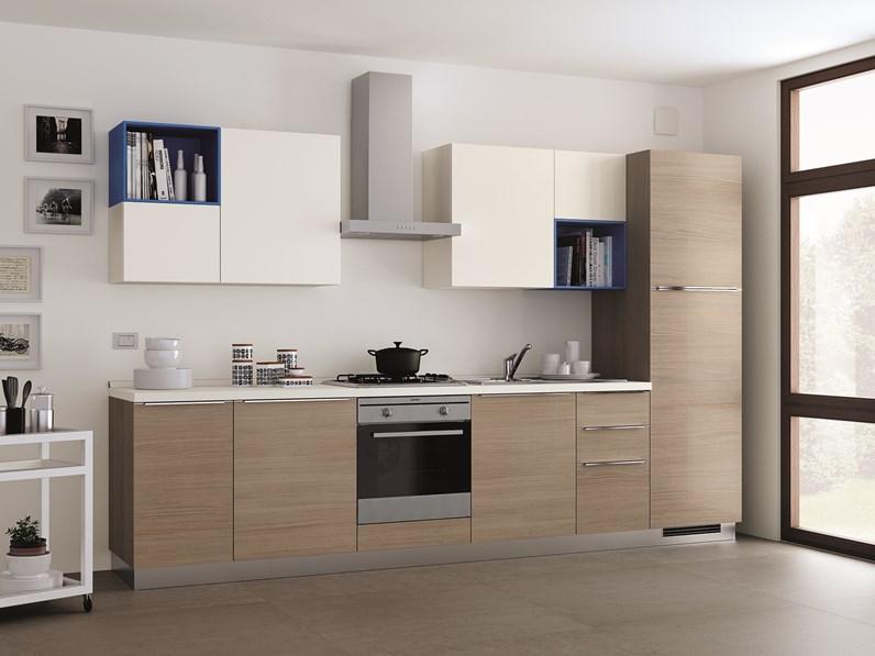 Cucina scavolini lineare urban urban minimal scontata for Cucina minimal