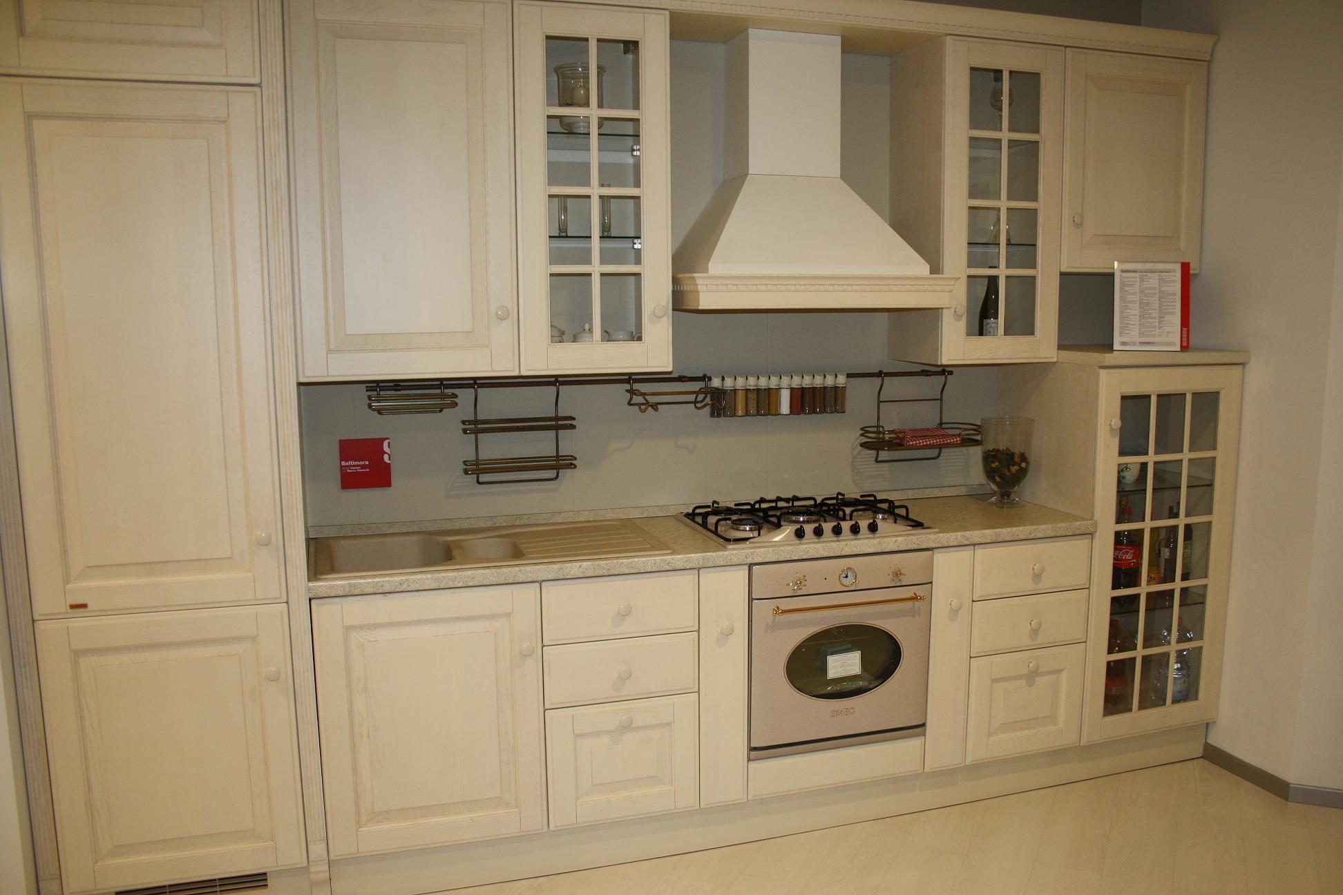 Cucina scavolini mod baltimora cucine a prezzi scontati for Cucine scavolini prezzi