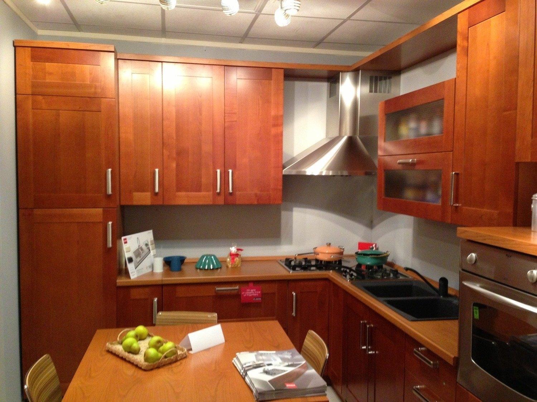Top cucina ceramica: Cucina scavolini modello carol