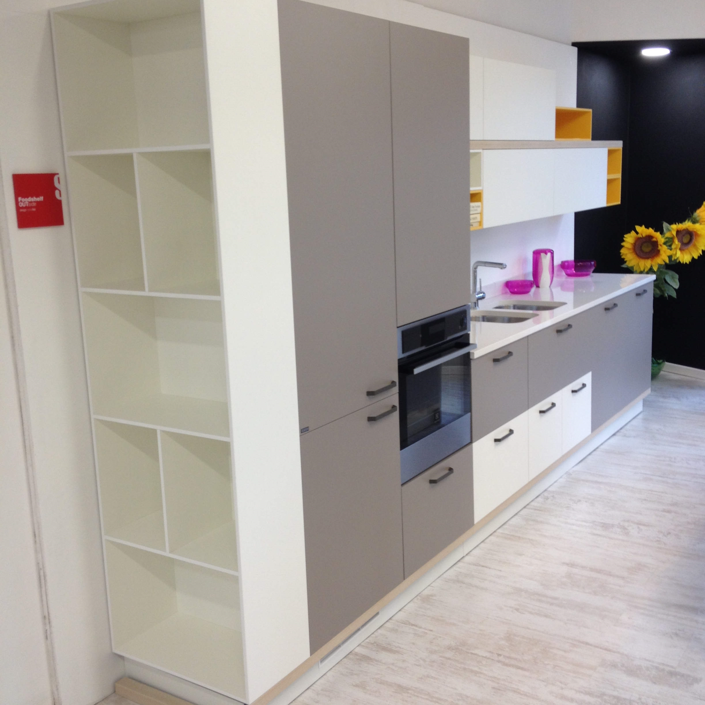 Cucina Scavolini mod. FOODSHELF OutSide -35%