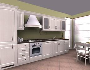 Cucina essebi cucine creta in frassino laccato colore - Cucine vitali prezzi ...