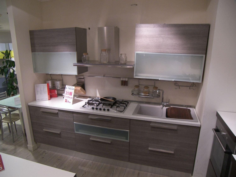 Cucina componibile economica 270 cm idee creative di - Prezzi cucine componibili scavolini ...
