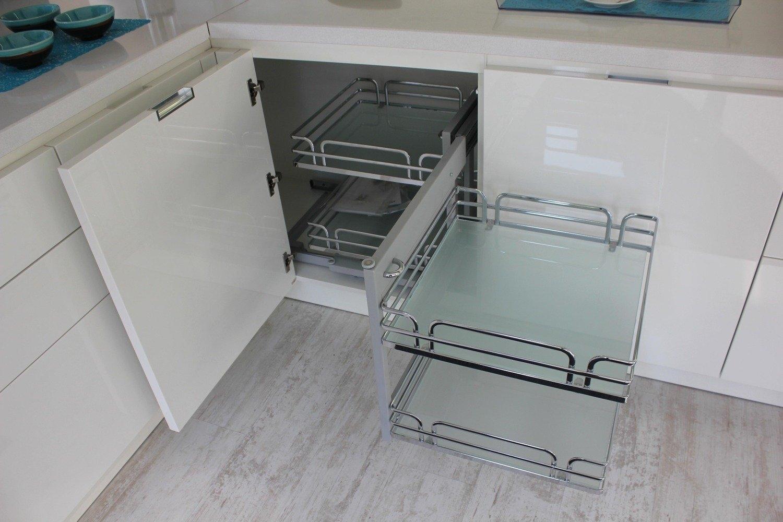 Beautiful Mobili Per Cucina Ad Angolo Gallery - Acomo.us - acomo.us