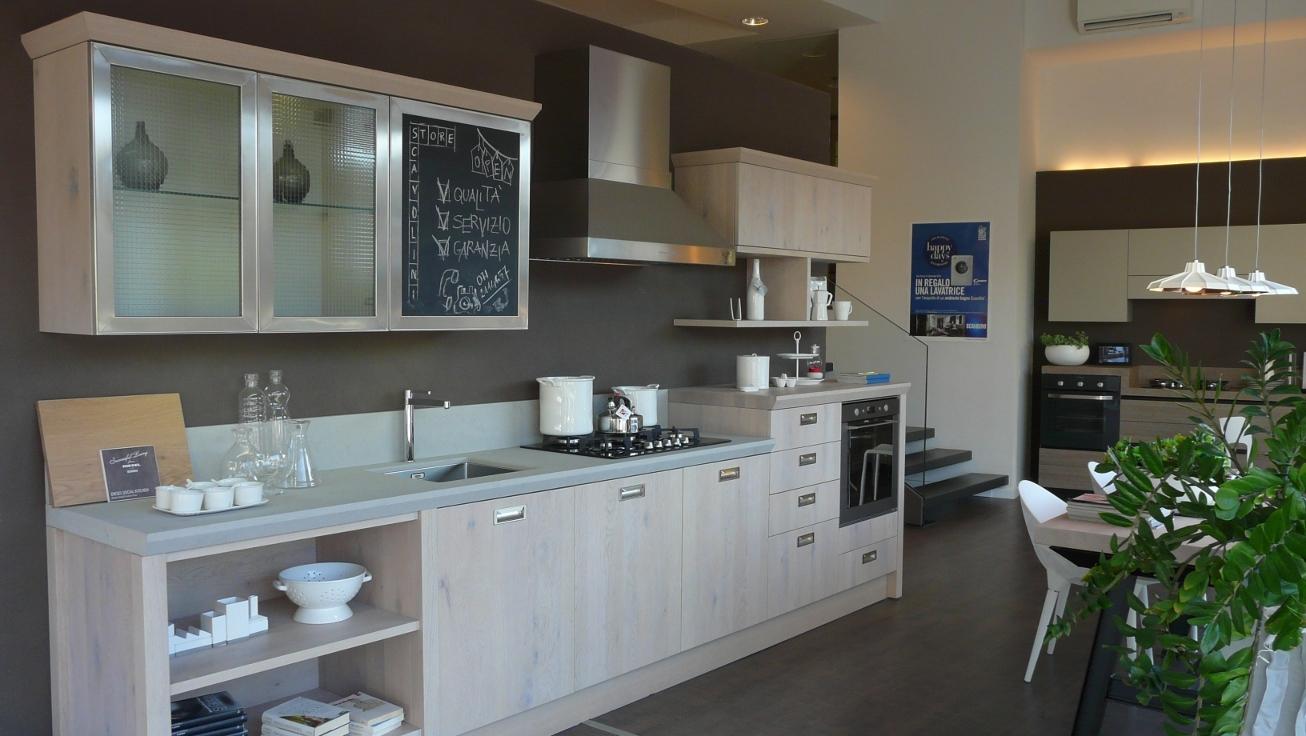 Cucina Scavolini modello Diesel Social Kitchen scontata