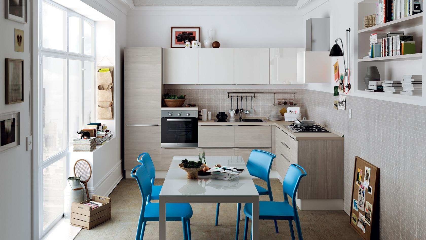 Cucina scavolini modello easy urban cucine a prezzi scontati for Costo cucina scavolini