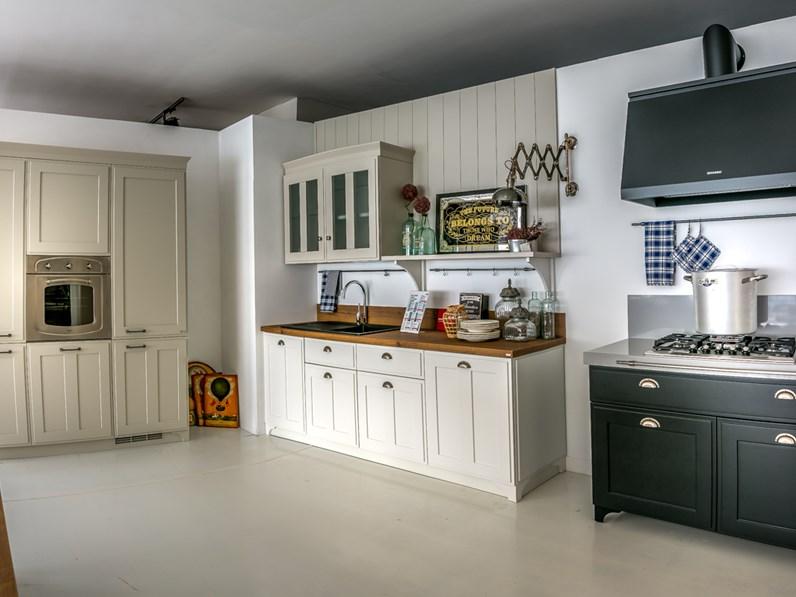 Cucina scavolini modello favilla scontata del 30 - Scavolini cucina bianca ...