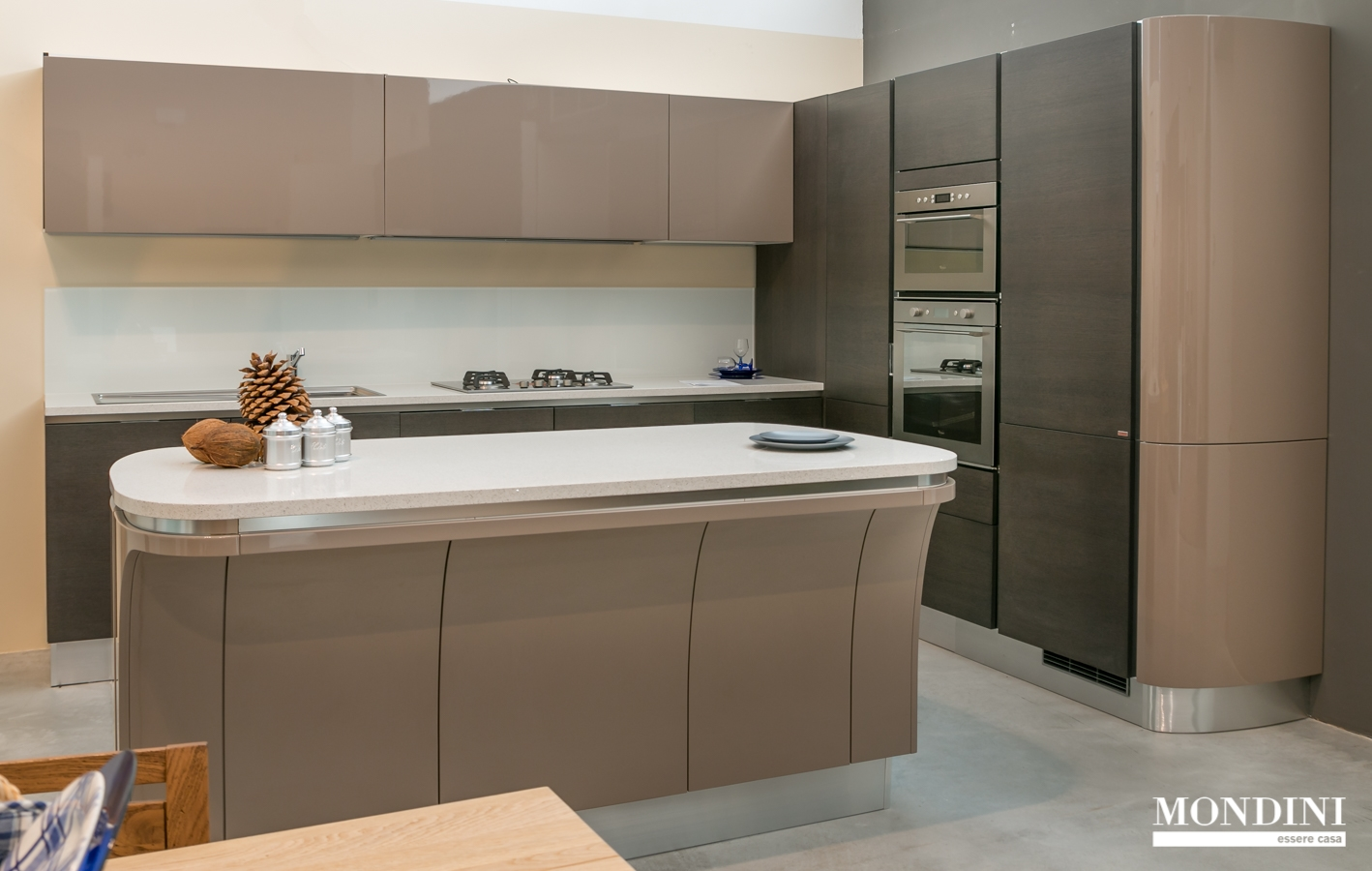 Cucina scavolini modello mood con isola scontata del 69 - Cucine con isola scavolini prezzi ...