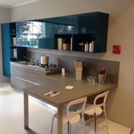 Forum un 39 altra alle prese con la scelta cucina - Tavolo a muro cucina ...