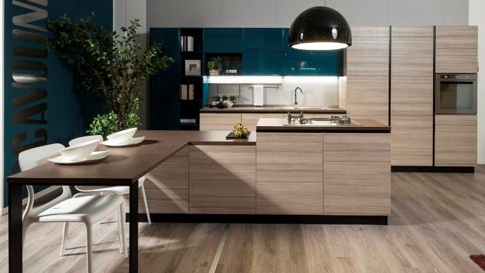 Cucina Scavolini modello Mood scontata del 45% - Cucine a prezzi ...