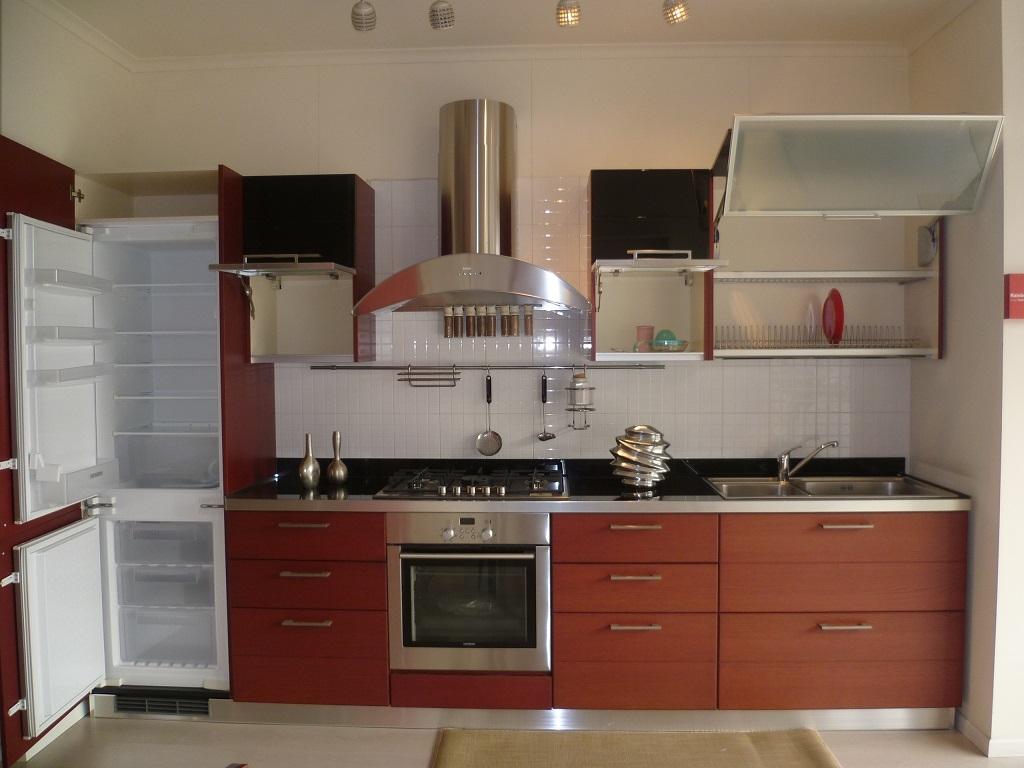 Cucina scavolini cucina modello rainbow cucine a prezzi - Cucina scavolini carol ...