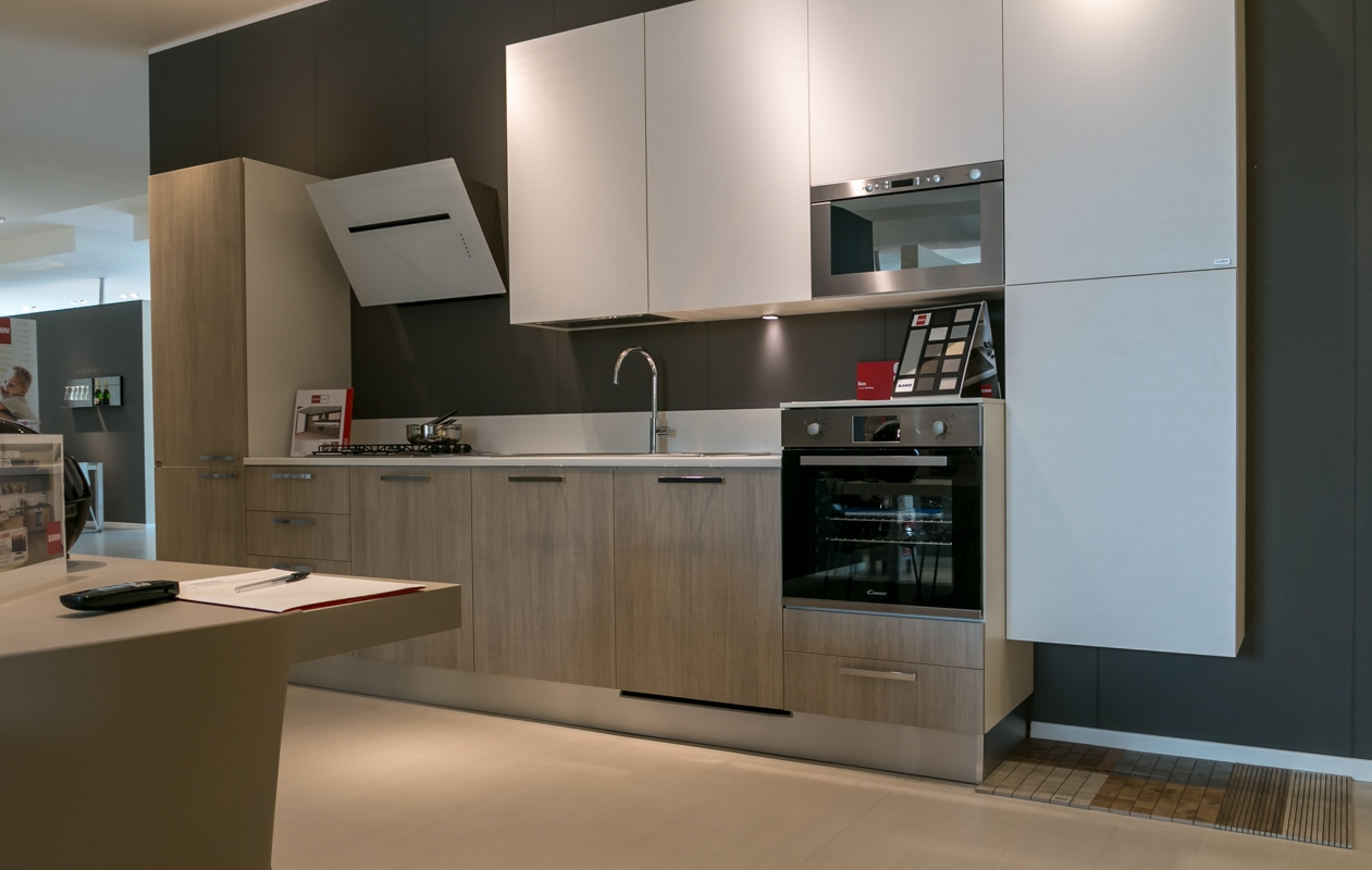 Cucina scavolini modello sax scontata del 33 cucine a for Cucine scavolini prezzi