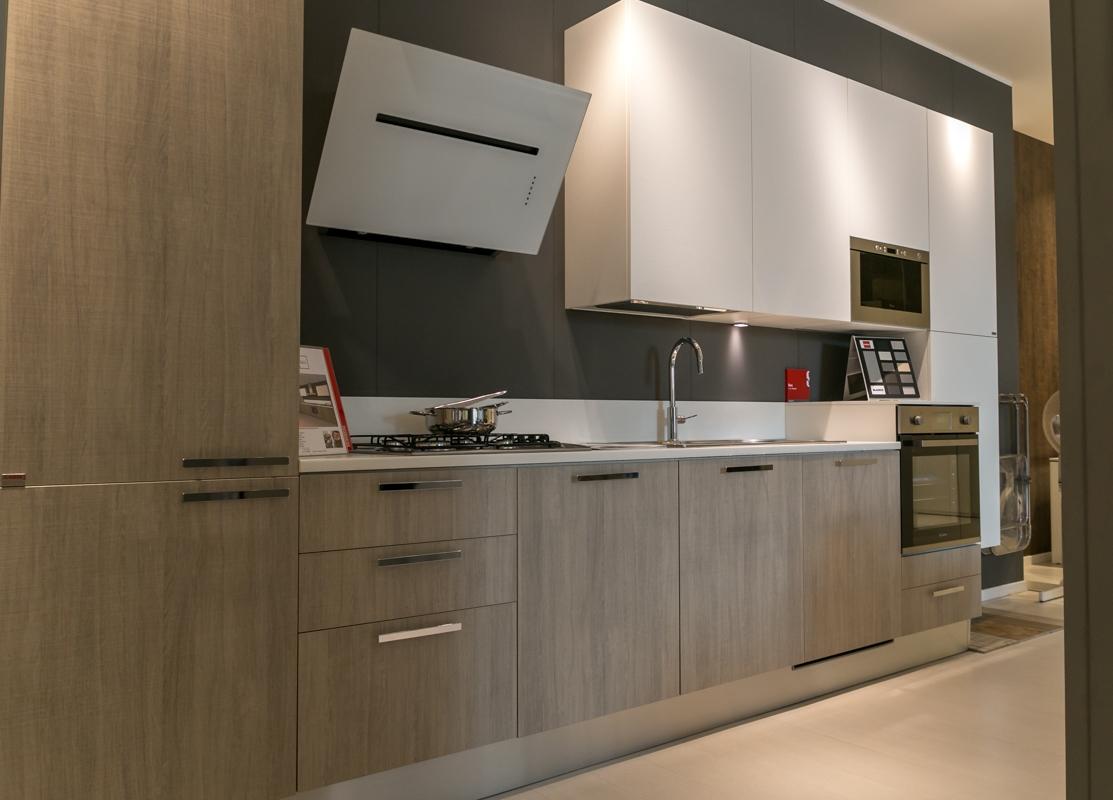 Cucina scavolini modello sax scontata del 33 cucine a - Cucina scavolini modello sax ...