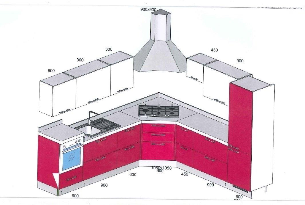 Cucina scavolini modello sax cucine a prezzi scontati - Pianta di una cucina ...