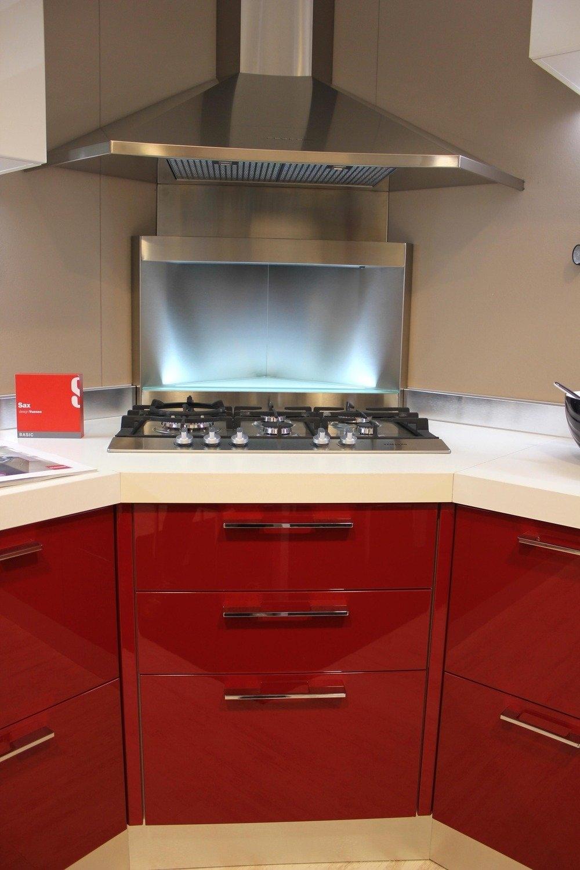 Cucina scavolini modello sax cucine a prezzi scontati for Cucine per angolo cottura