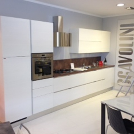 Cucina Scavolini modello Scenery in offerta - Cucine a prezzi scontati