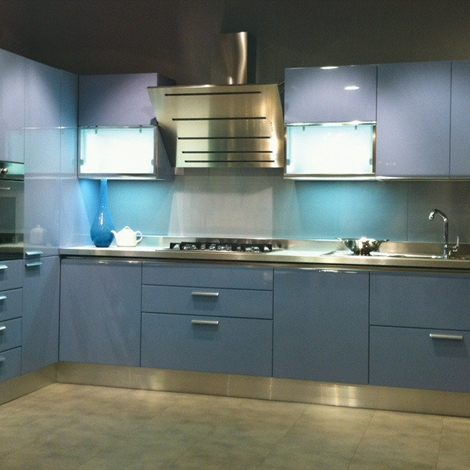 Cucina scavolini modello tess cucine a prezzi scontati for Outlet arredamento puglia
