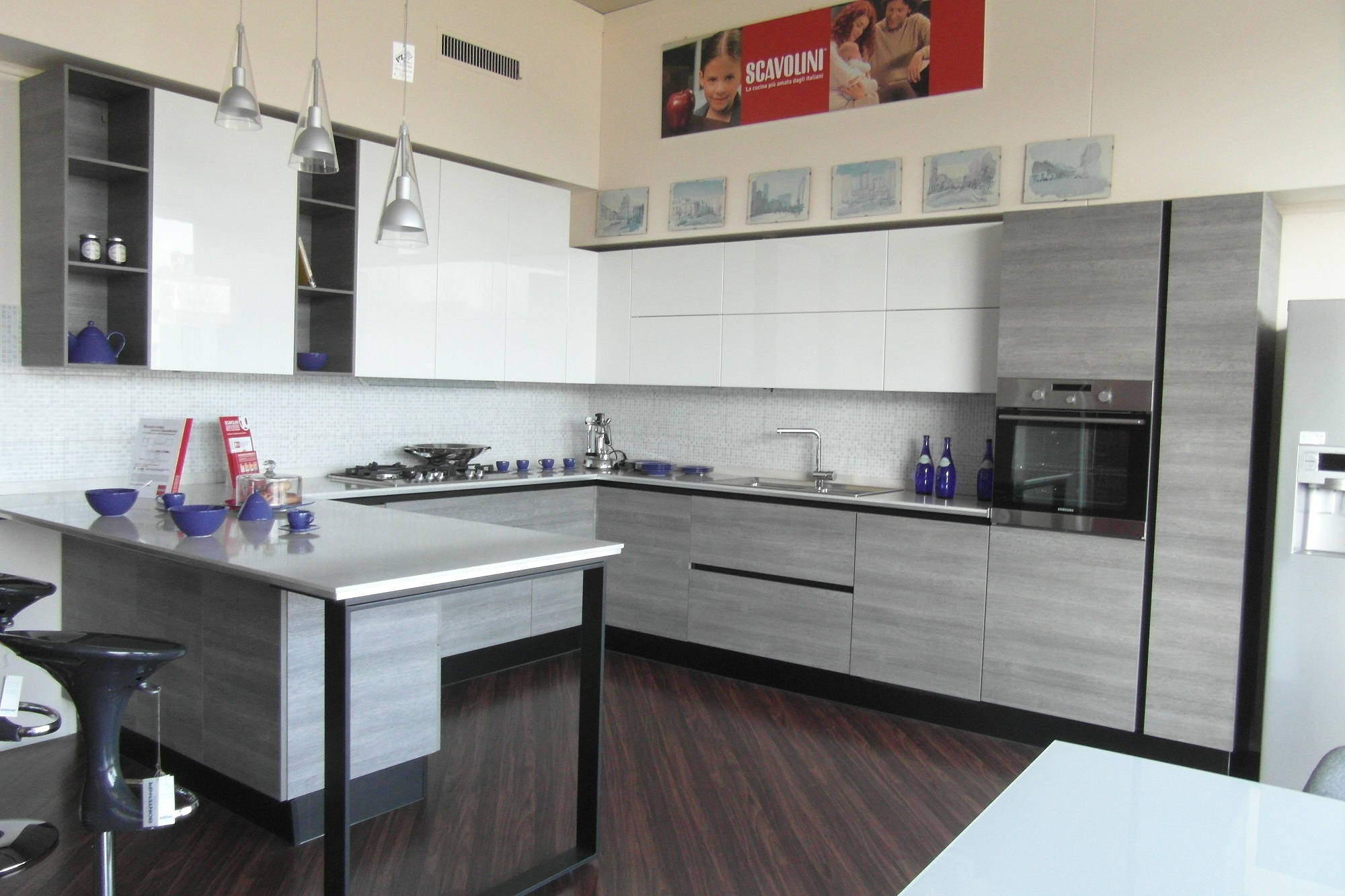 Cucina Moderna Scavolini - Idee Per La Casa - Douglasfalls.com