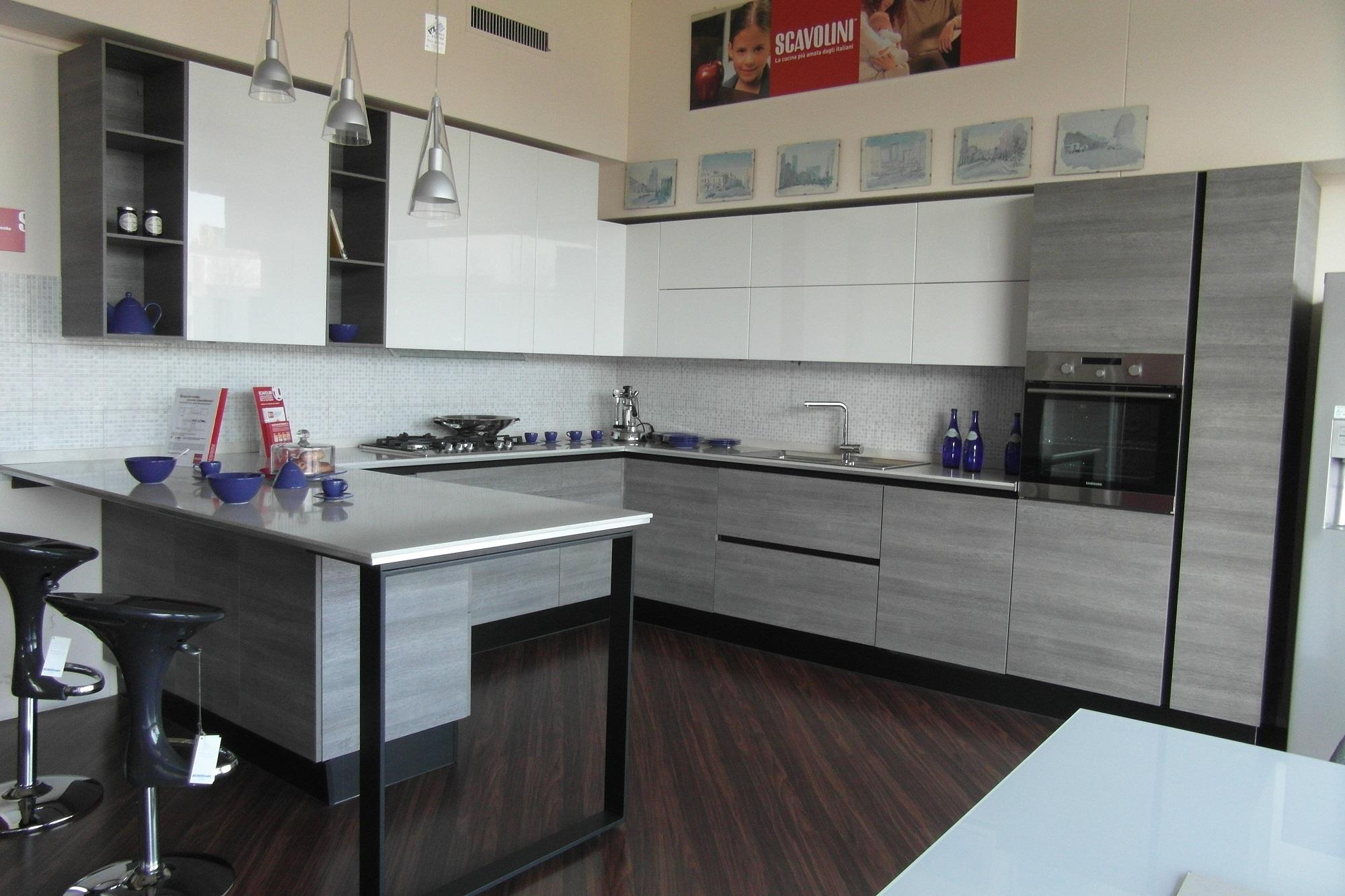Cucina scavolini moderna alto livello sconto 31 cucine - Cucine d arredo ...