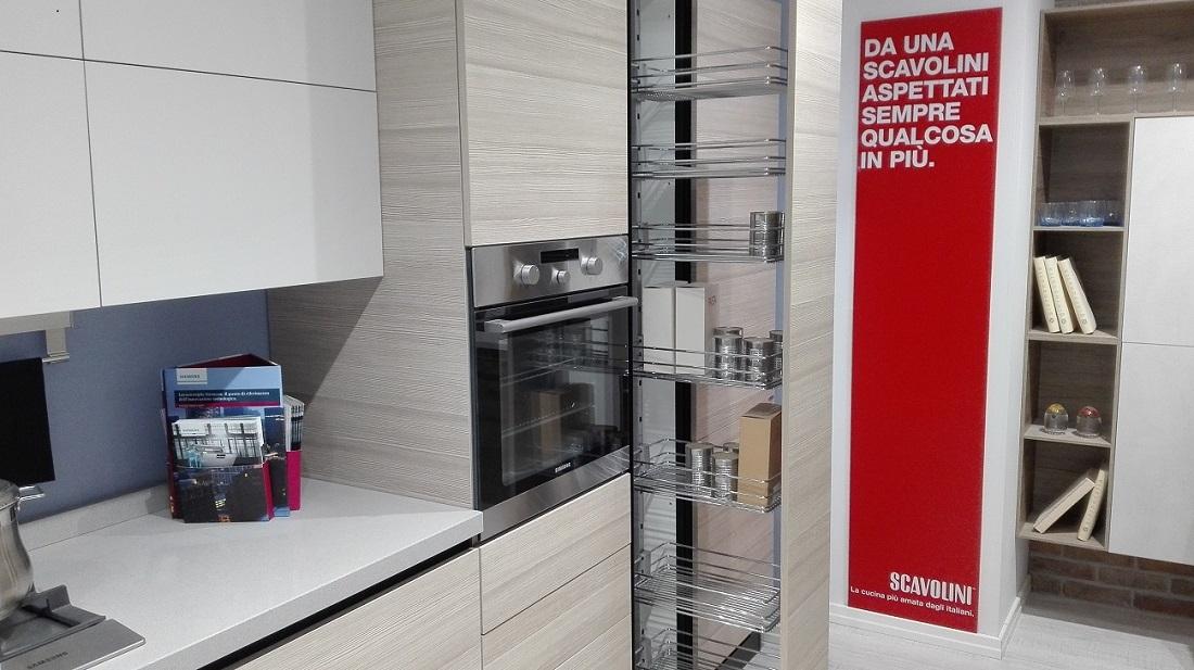 Cucina Scavolini Moderna Scontata del 50% - Cucine a prezzi scontati