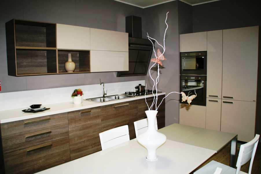 Cucina scavolini mood decorativo scontato del 53 cucine a prezzi scontati - Cucina mood scavolini ...