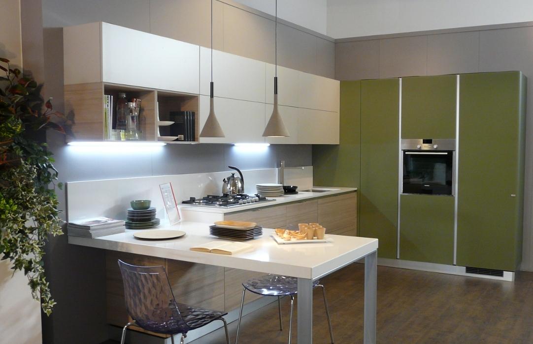 Cucina scavolini mood scontato del 50 cucine a prezzi - Cucine componibili scavolini prezzi ...