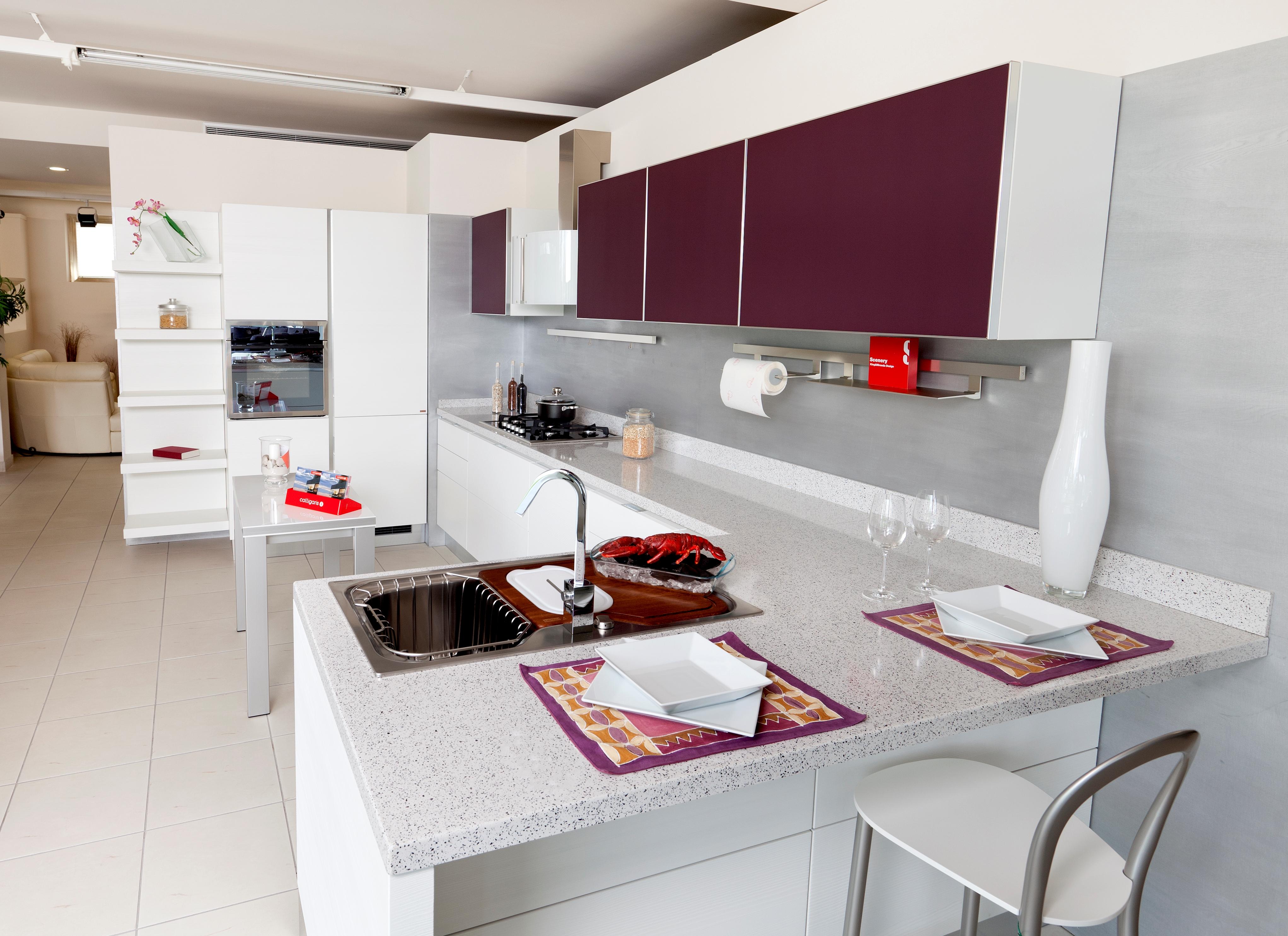 Cucina scavolini offerta 14427 cucine a prezzi scontati - Cucine 3 metri scavolini ...