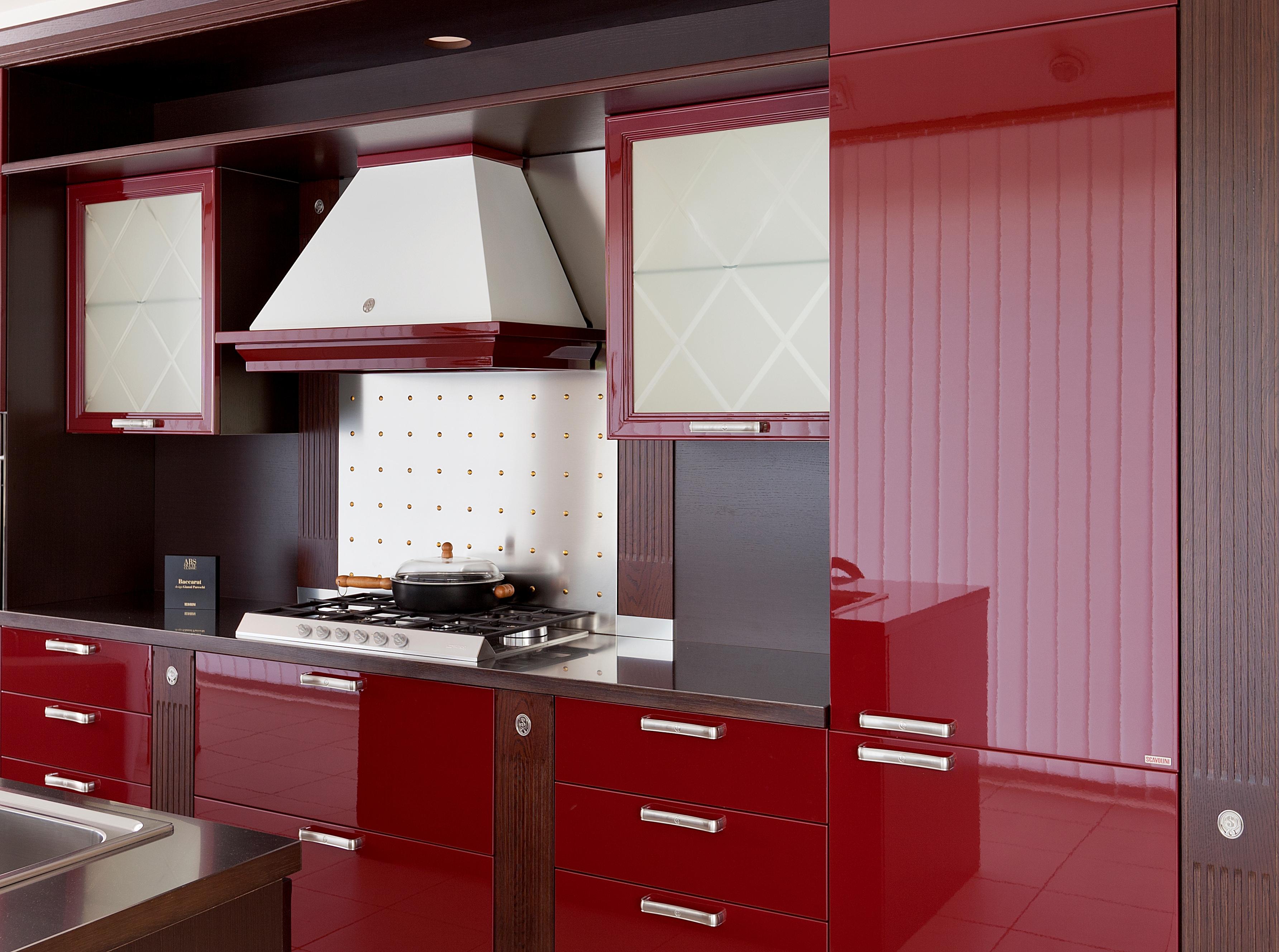 Comprare cucina cucina lucida melanzana bianco cucine a - Dove comprare cucina ...