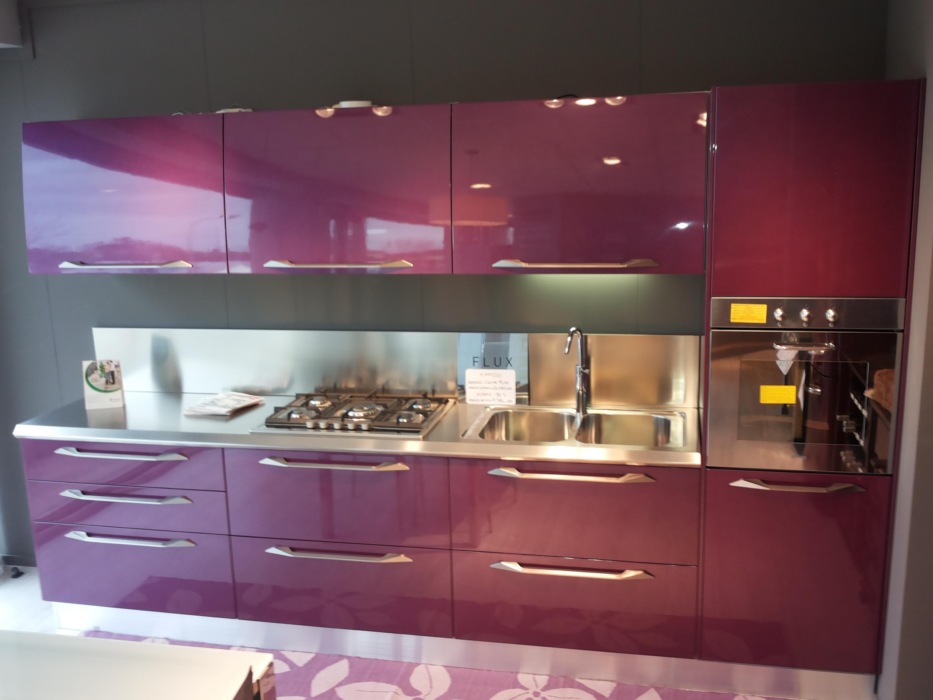 Cucina scavolini offerta flux cucine a prezzi scontati for Cucine in offerta prezzi