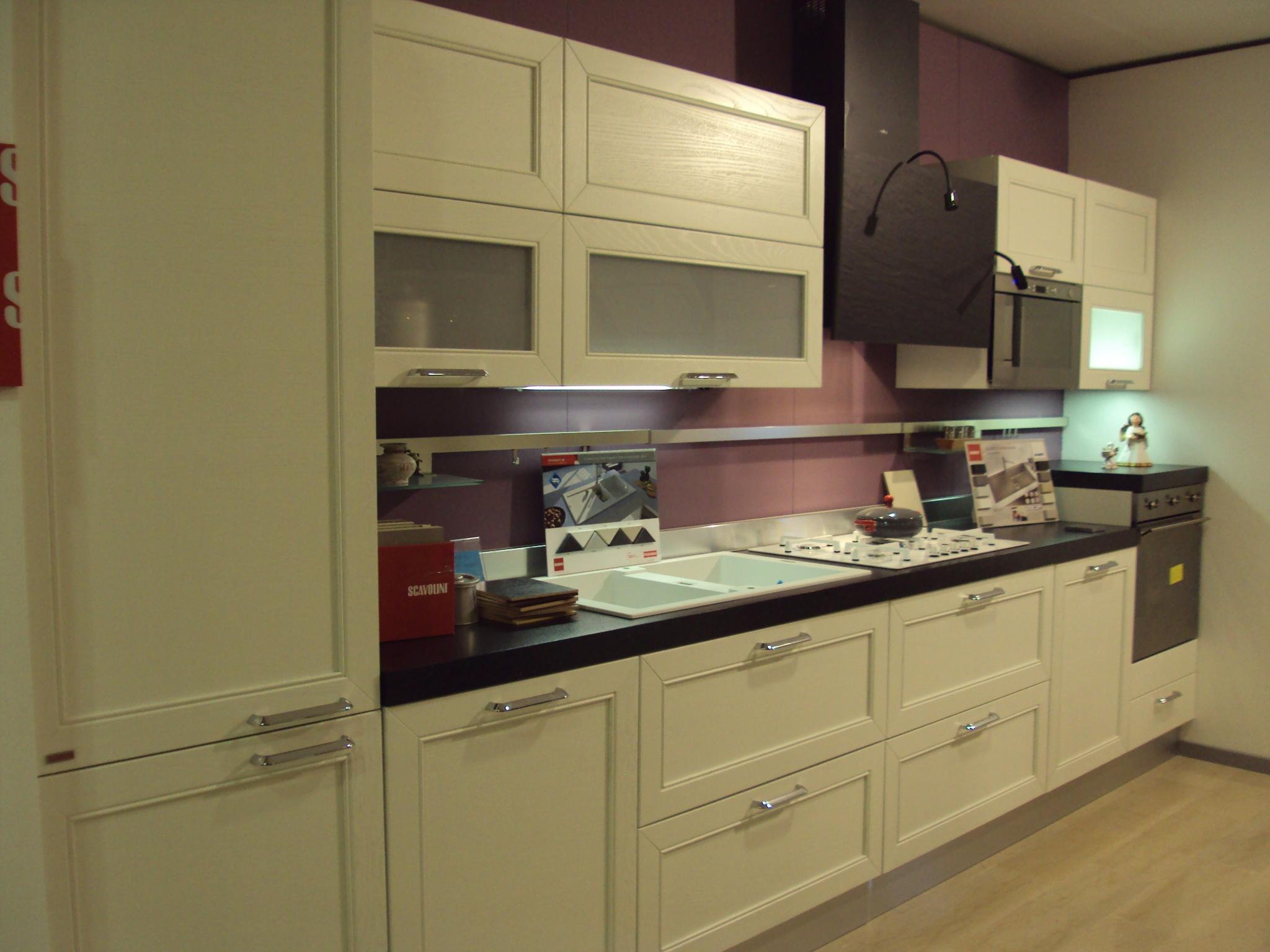 Beautiful Outlet Cucine Scavolini Contemporary - Idee Arredamento ...