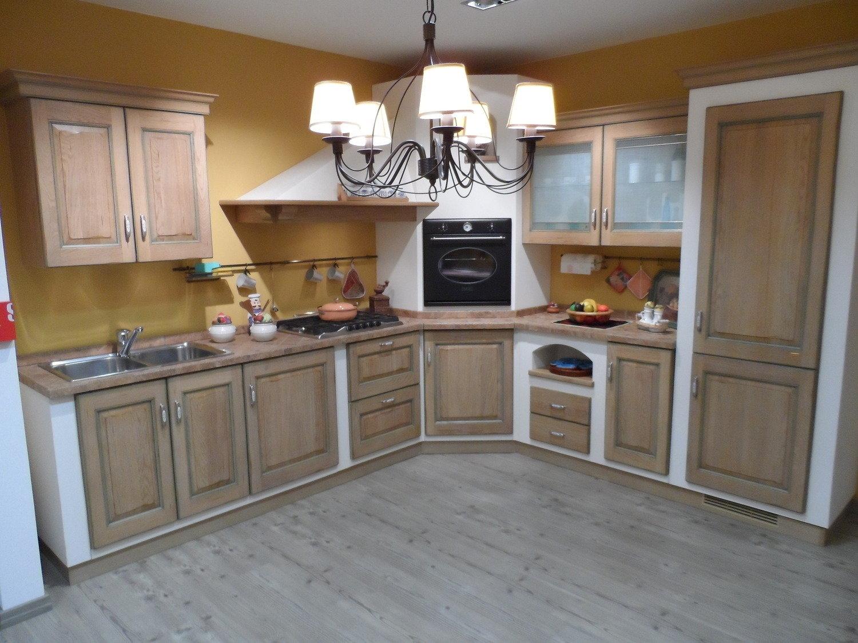 Cucina scavolini promozione cucine a prezzi scontati - Esempi di cucine in muratura ...